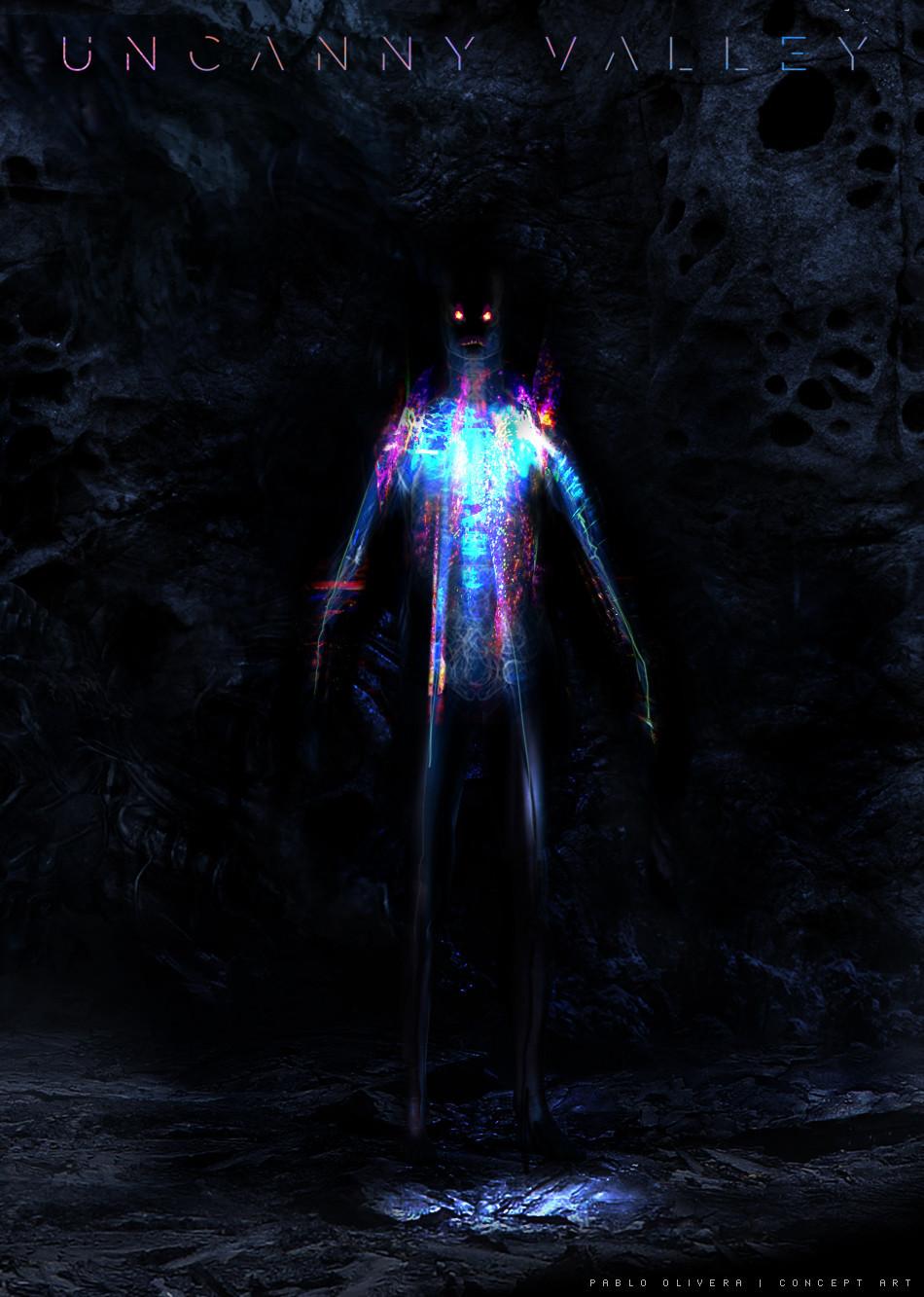 Creature  Design / Uncanny Valley ( Sci-Fi short film )