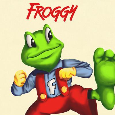 Pablo romero froggy