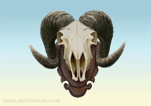 DSA: Ram Skull