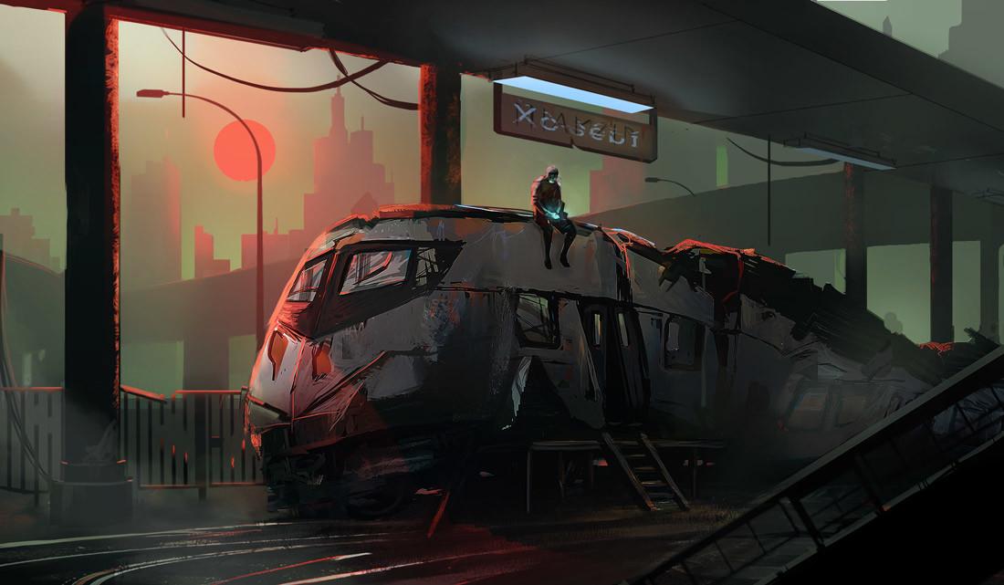 Consuelo pecchenino train