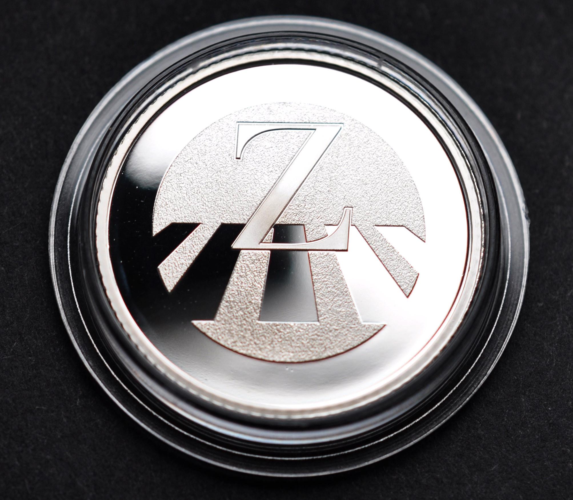 Silver proof Z