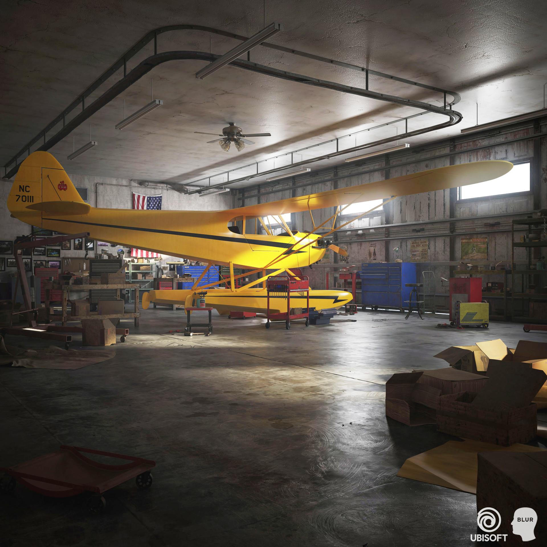Andrew averkin zeta hangar 14