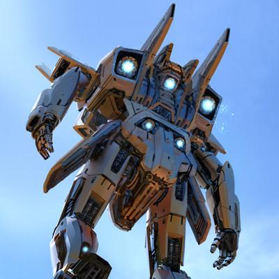 Pat presley marchofrobot ks02a