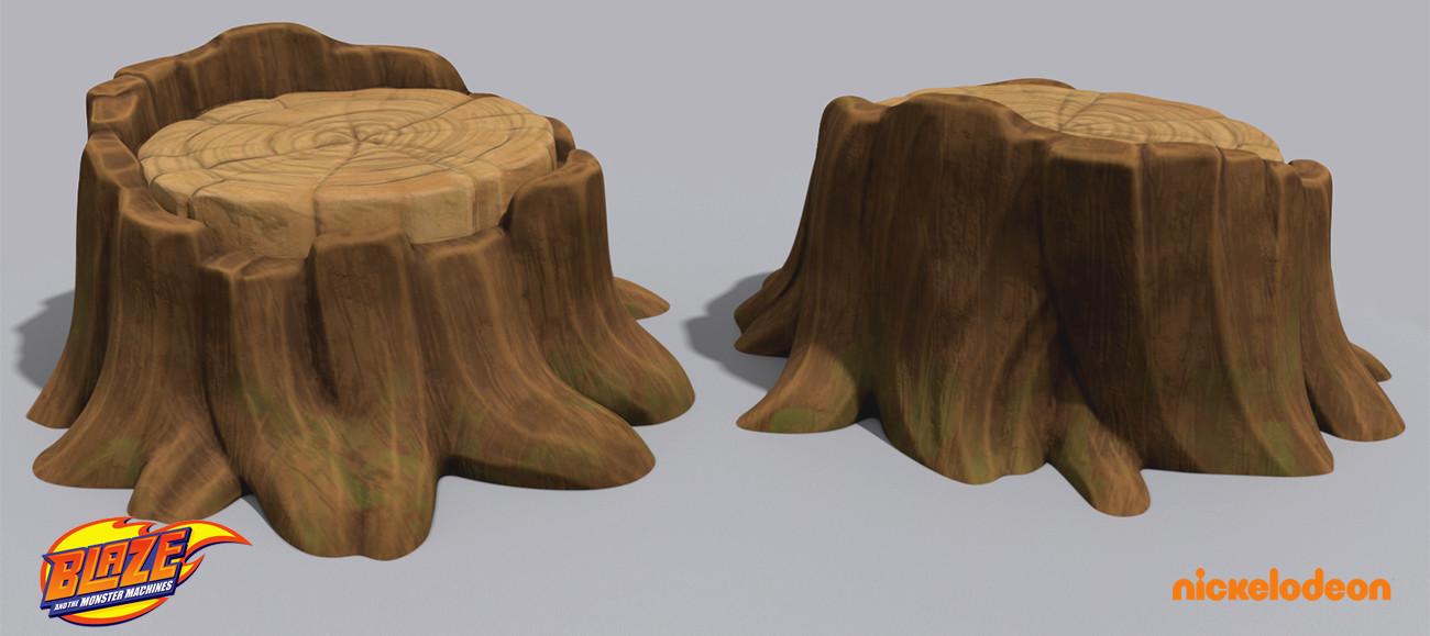 Blake maier stump