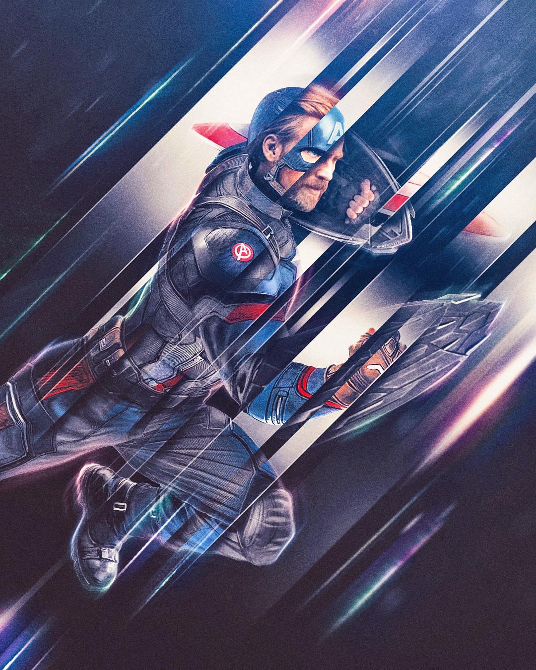 Steve Rogers / Cap