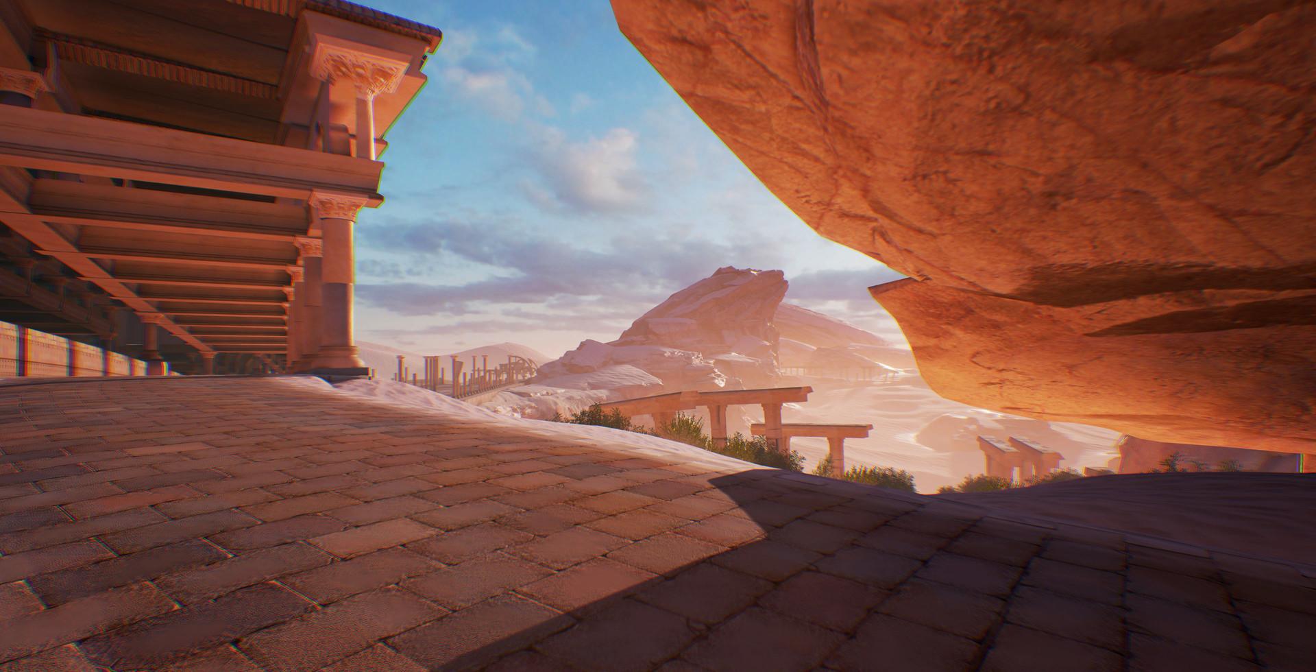 Florian thomasset desert temple 4