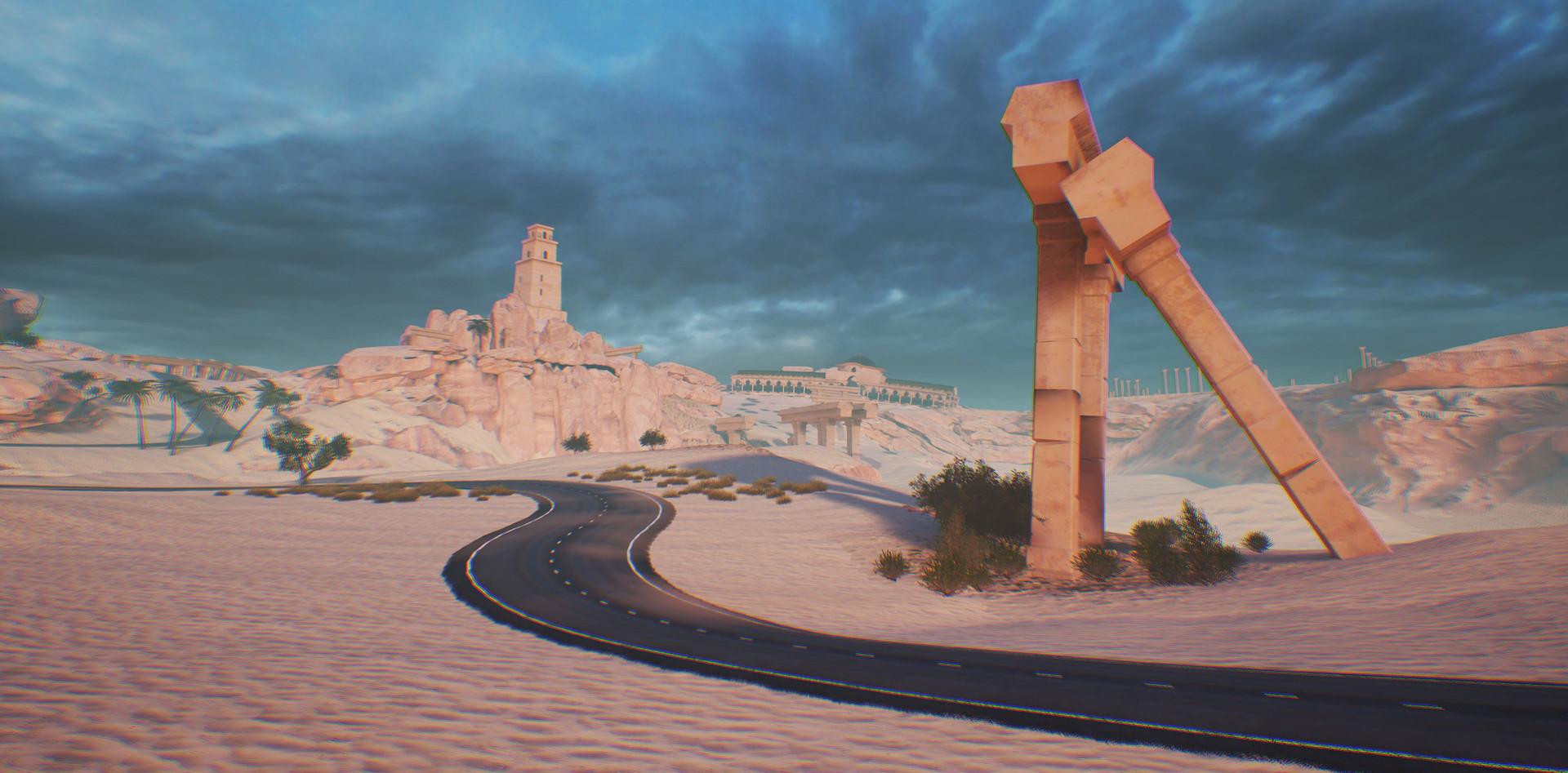 Florian thomasset desert temple 17