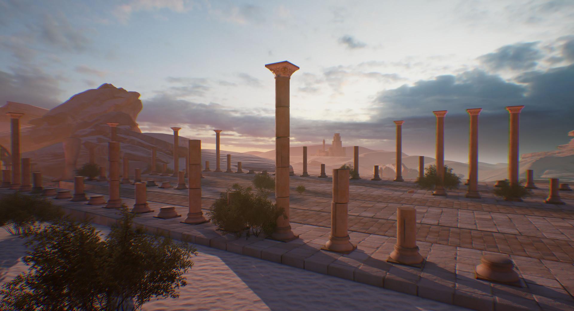 Florian thomasset desert temple 8