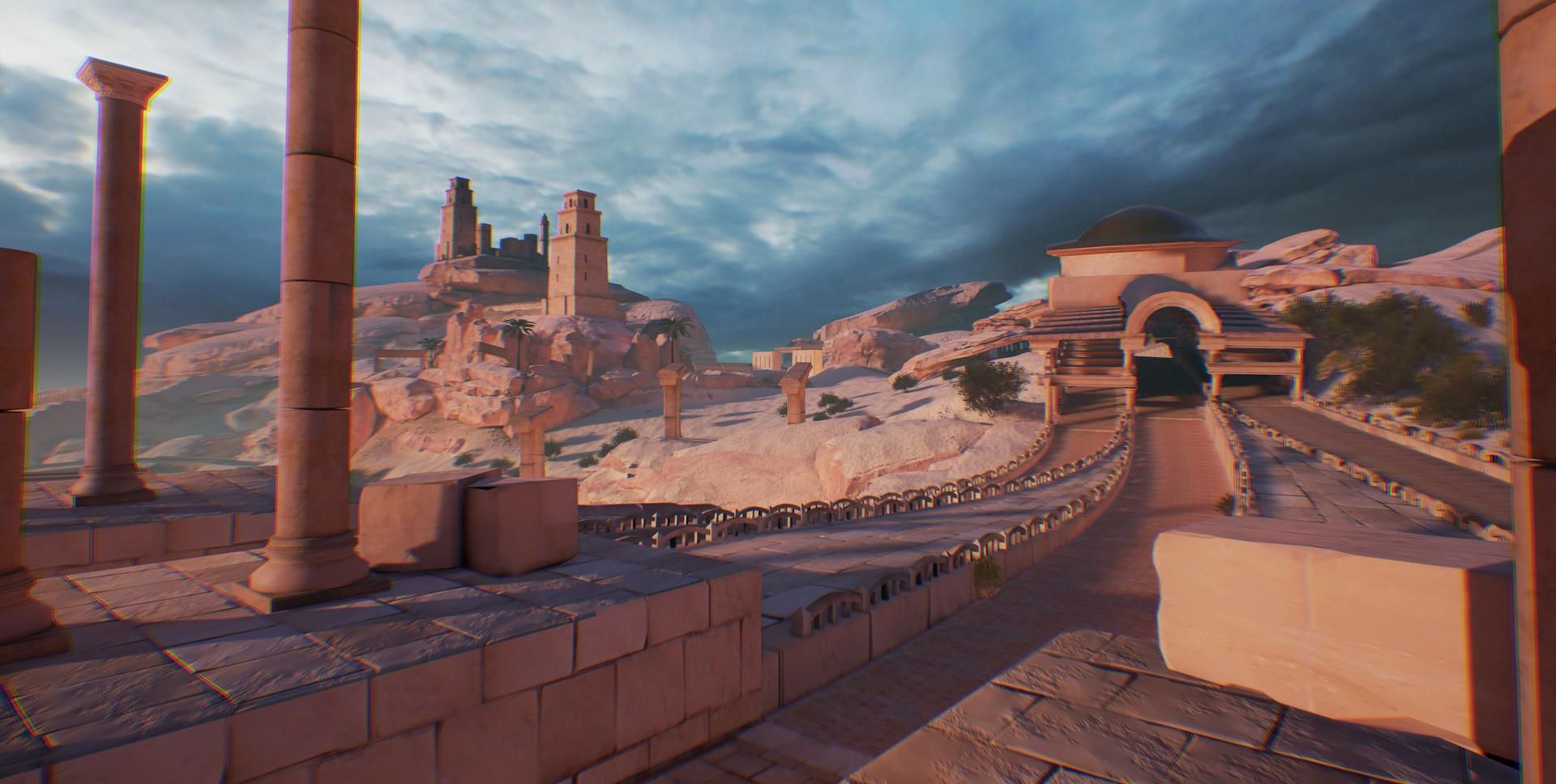 Florian thomasset desert temple 9
