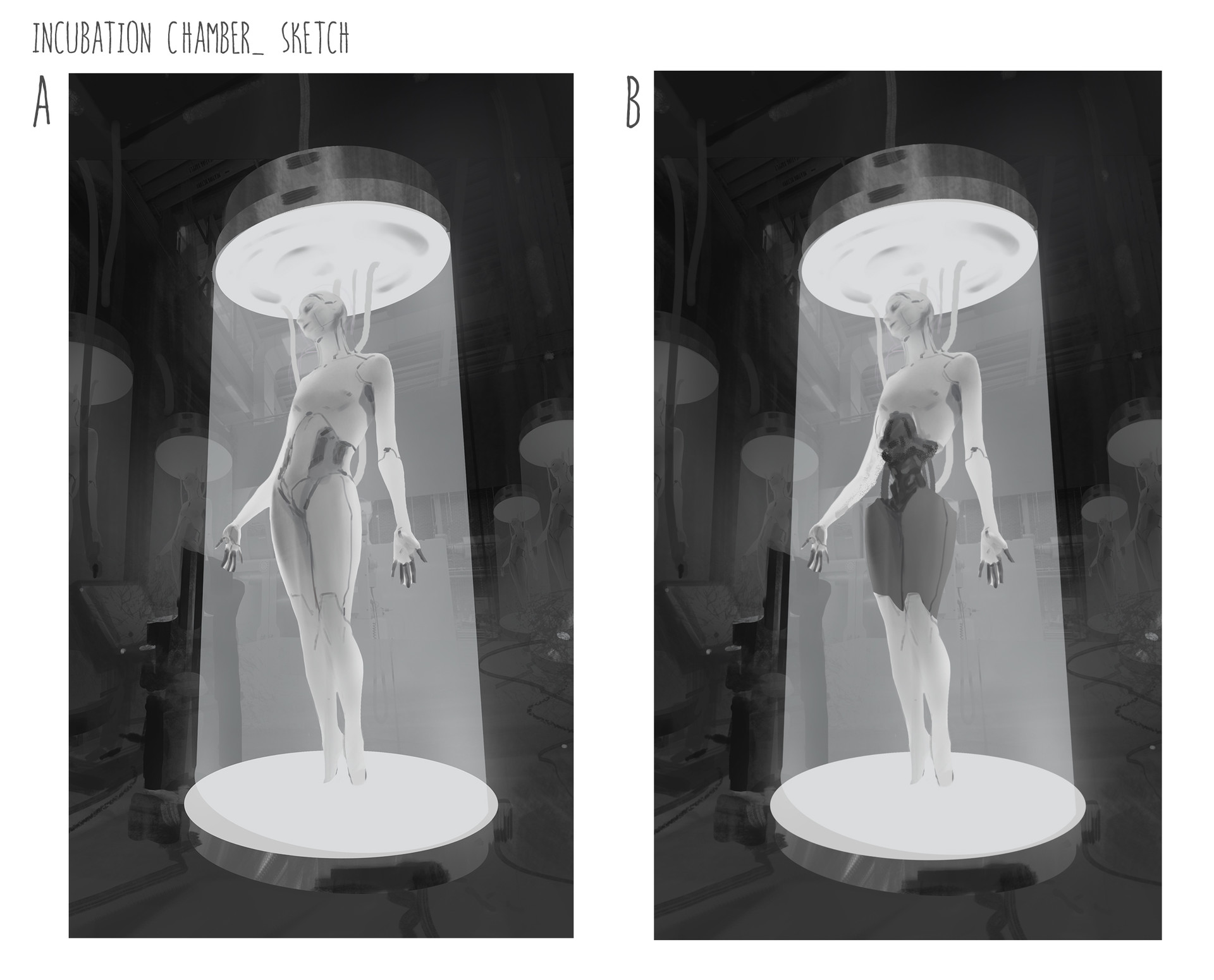 Yujin choo incubation chamber sketch