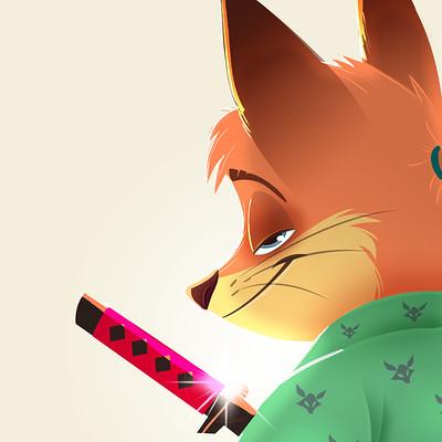 Vipin jacob fox samurai clr