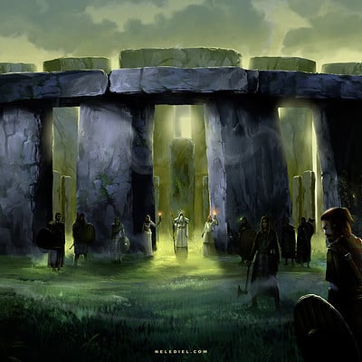 Nele diel stonehenge
