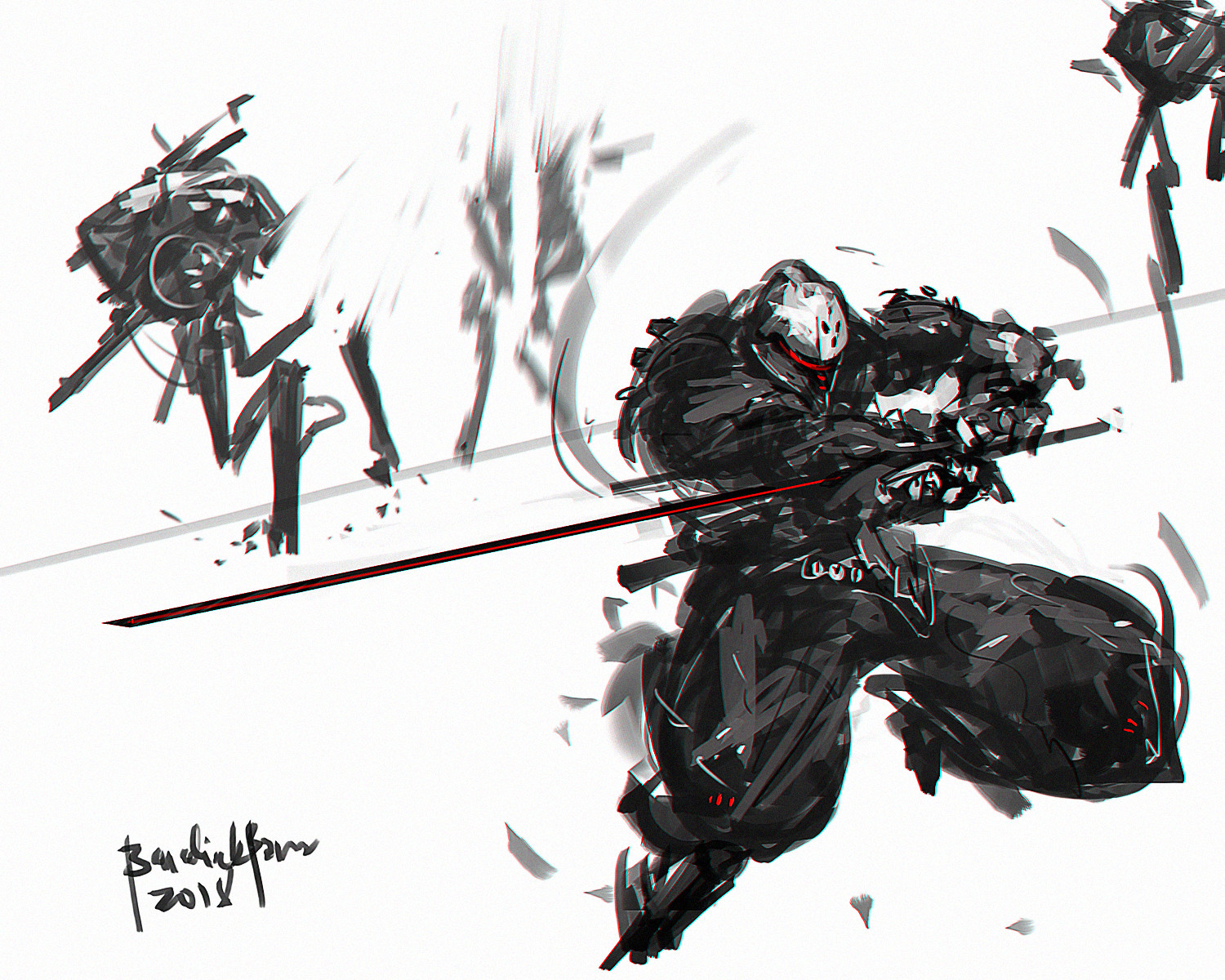 Benedick bana quickslash final lores