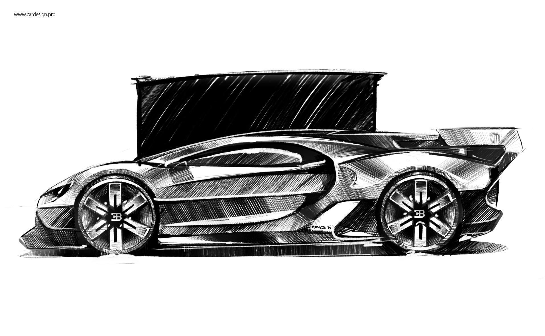 Car Design Pro - Car sketches
