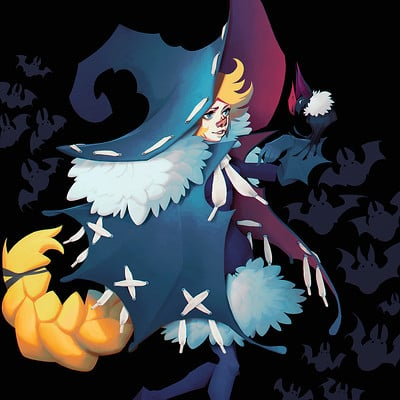 Alexis rives witch01