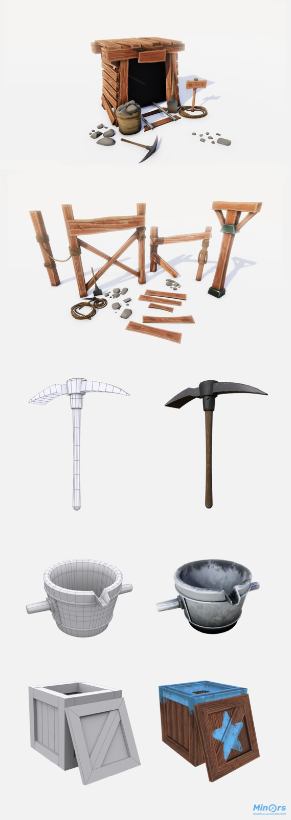 In-Game Props