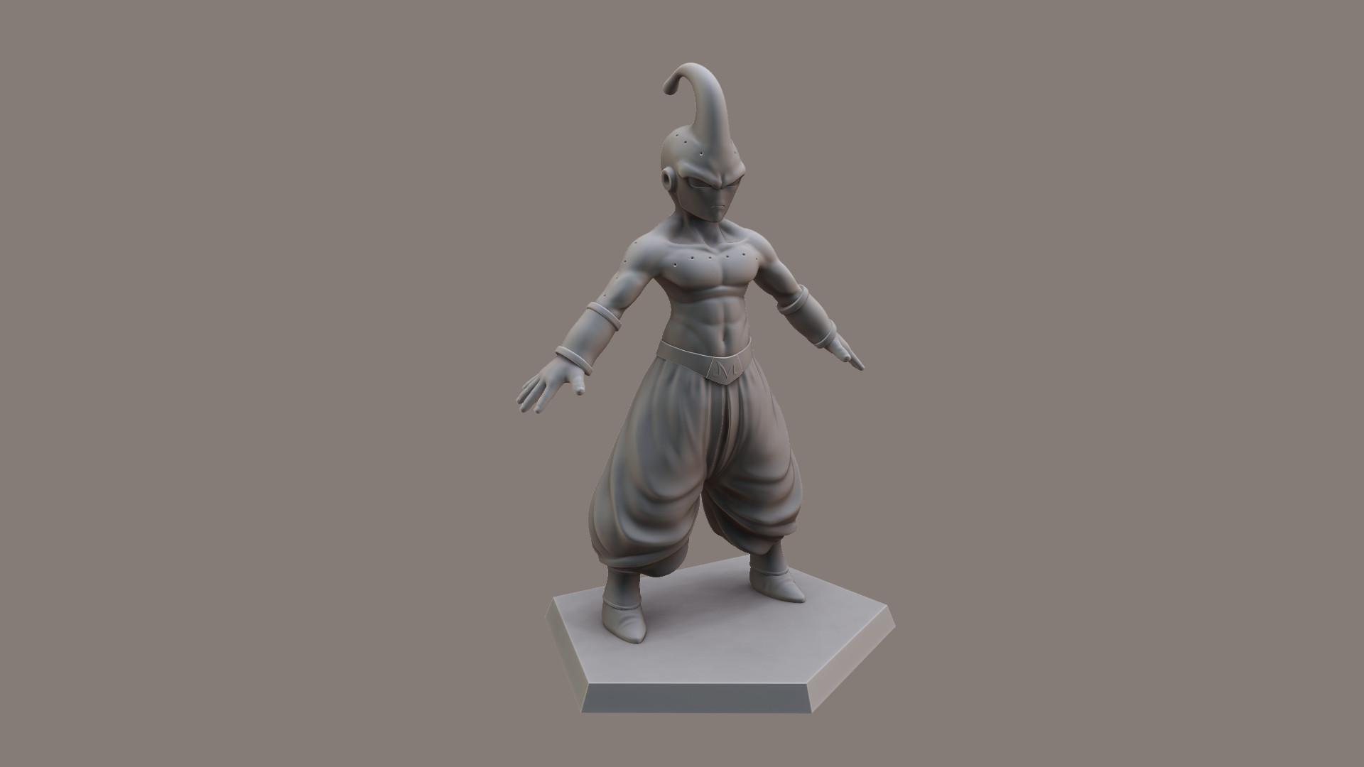Benjamin makki kid buu sculpt benjamin makki buu render 01 thecheapjerseys Gallery