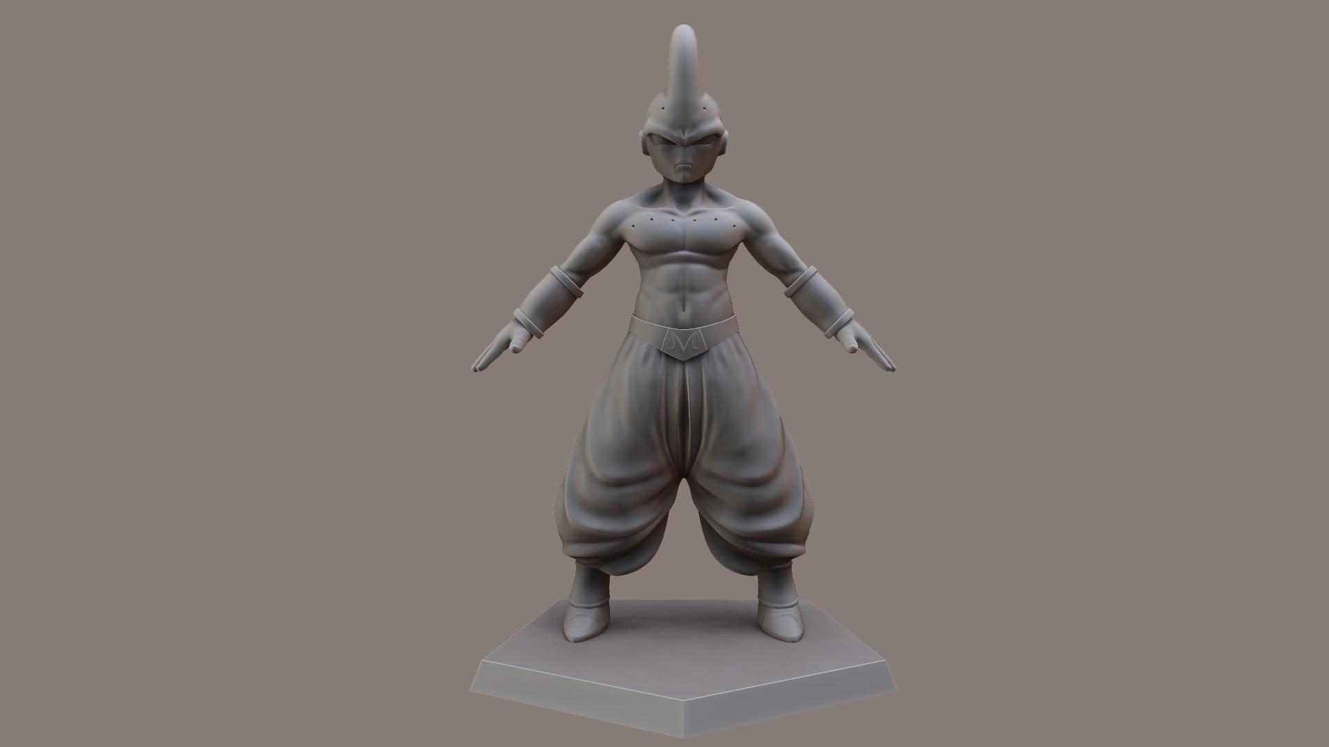 Benjamin makki kid buu sculpt benjamin makki buu render 02 thecheapjerseys Gallery