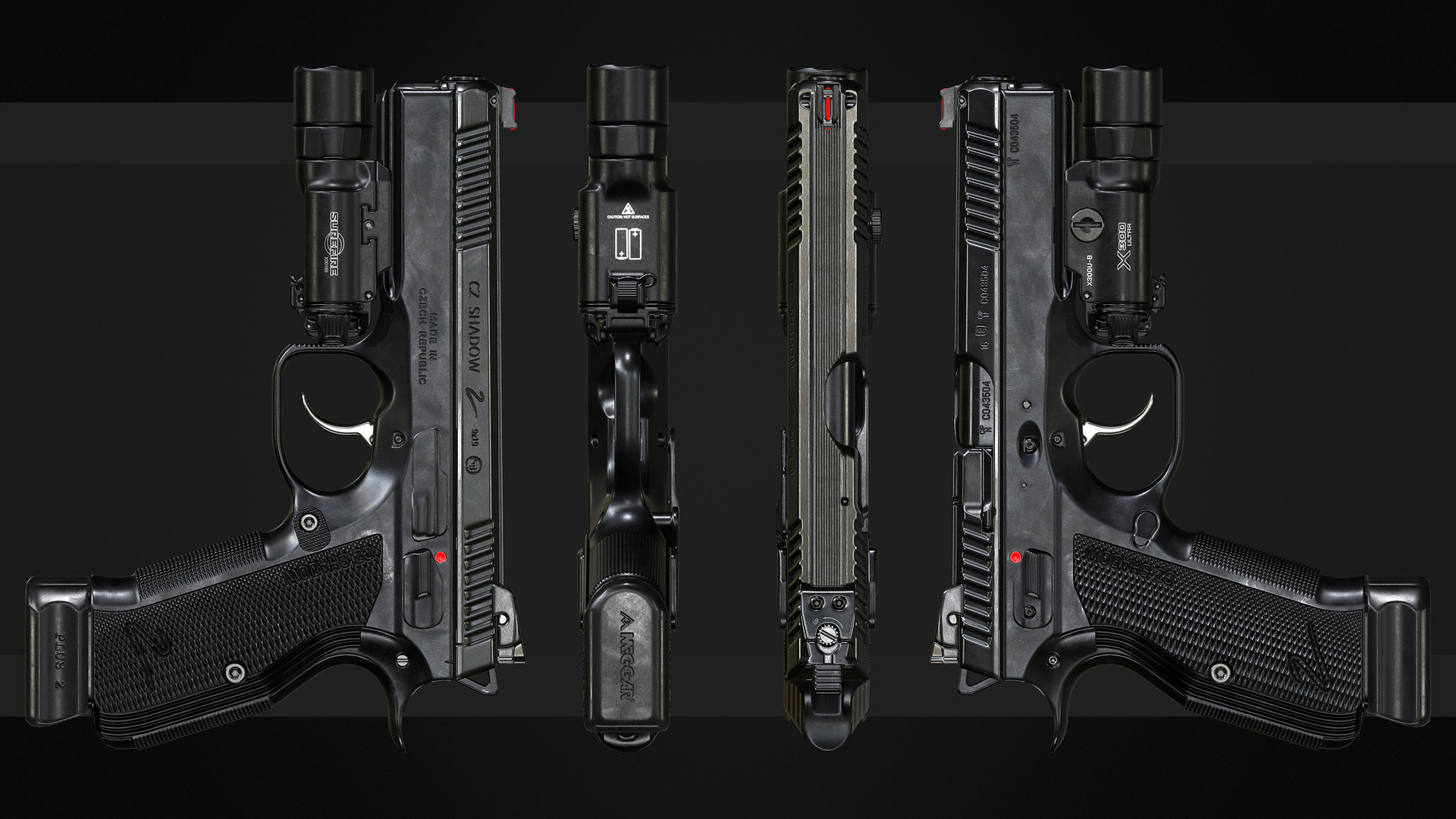 ArtStation - CZ Shadow 2 , K Smith