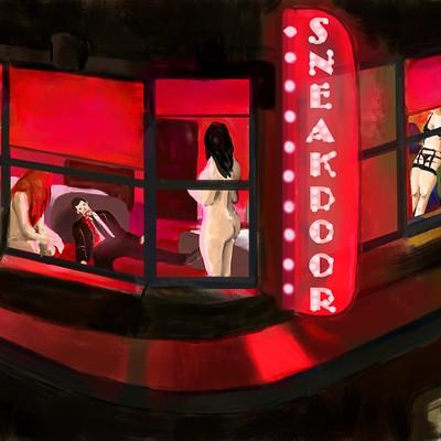 Patrycja przelucka lokalizacja sneakdoor nightclub