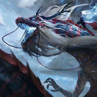 Sebastian horoszko dragon rider 4 hirez