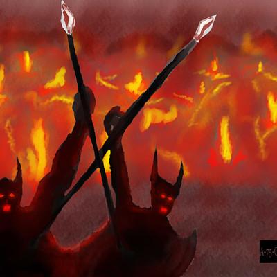 Antonio reyes nuno en el infierno