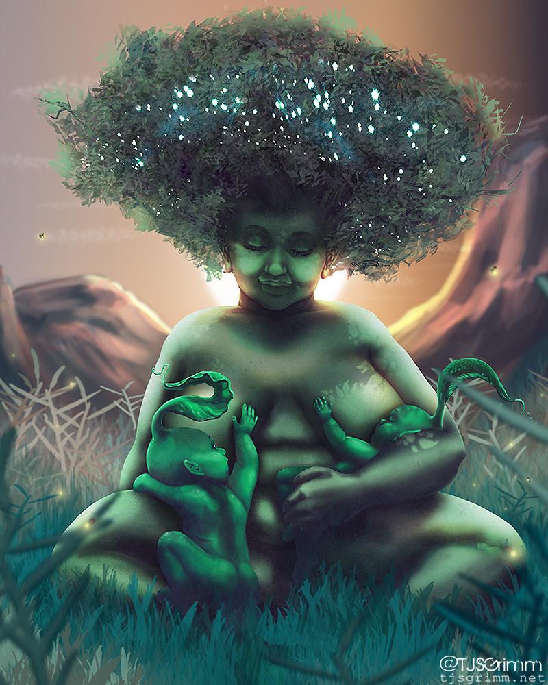 Teri grimm mother baobabwm