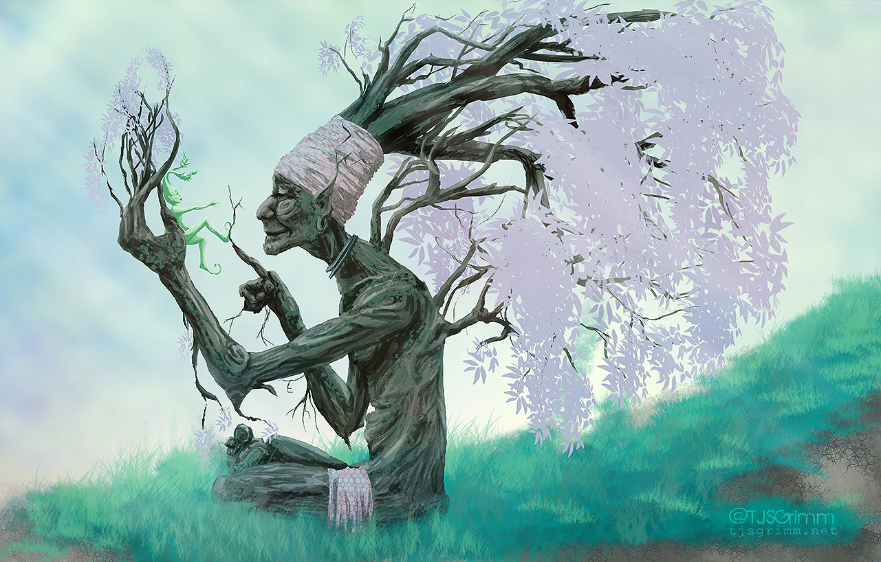 Teri grimm wisterian elder wm