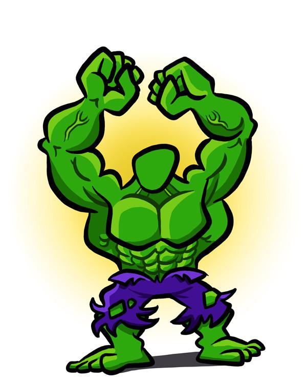 Steve rampton hulk