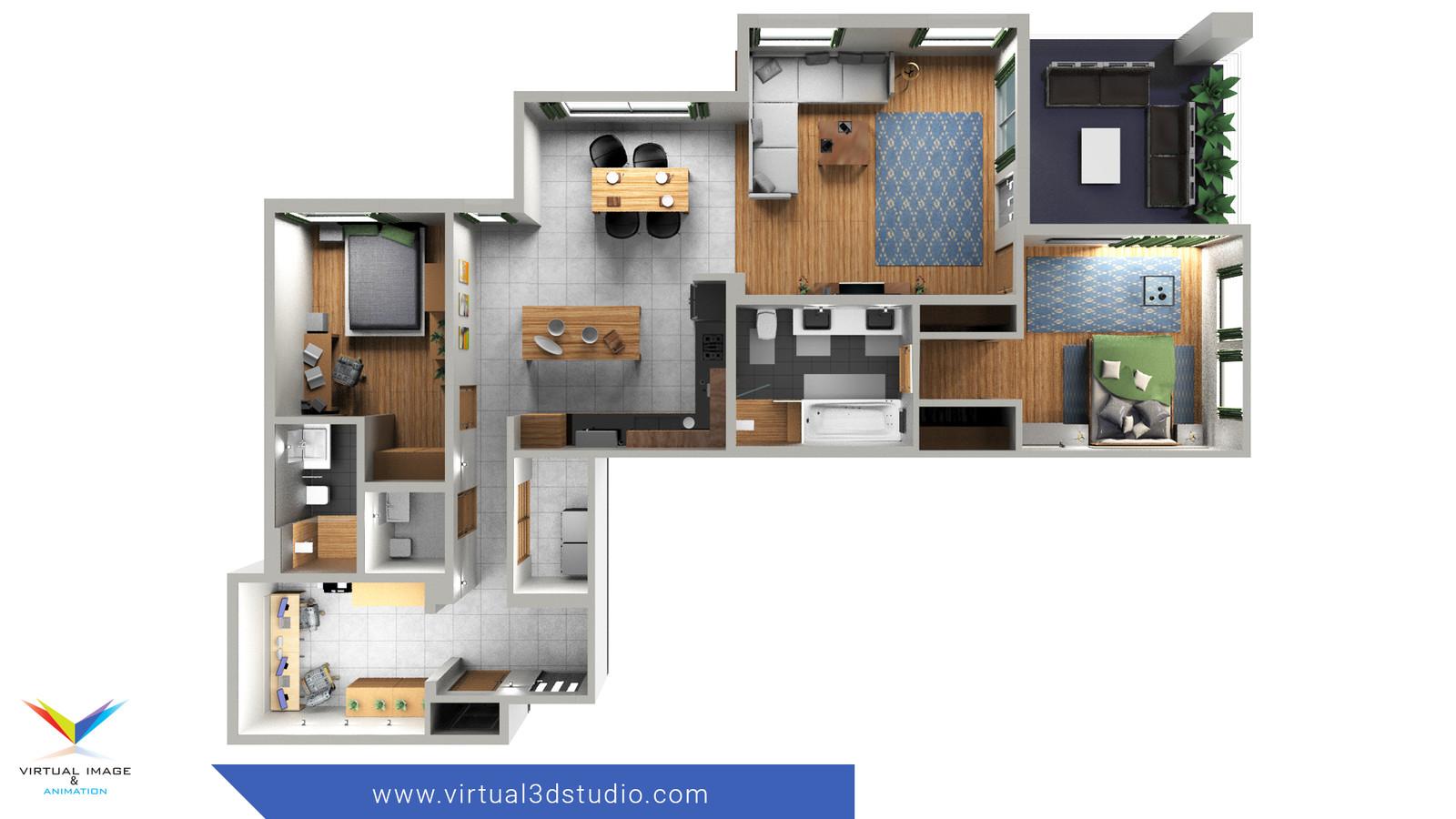 Apartment in Canada