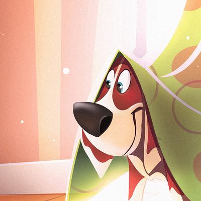 Vipin jacob beagle curtain clr