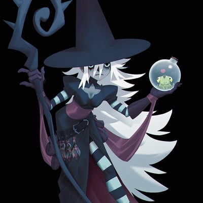 Alexis rives witch02