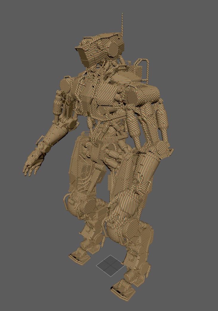 Dusan kovic robo soldier 10