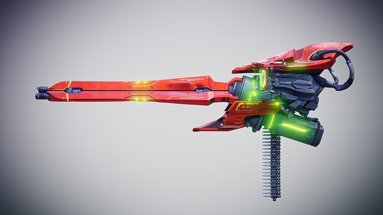 Machine Gun Overview