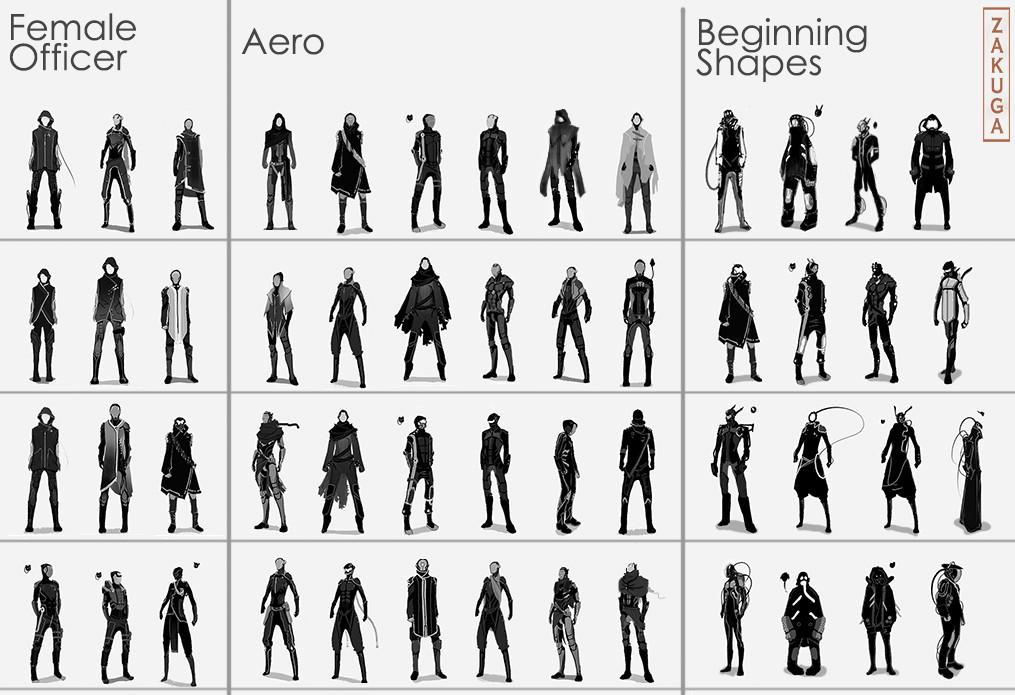 Concept design; Aero