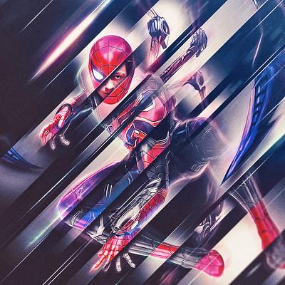Nick tam masaolab spiderman peterparker mashup v1