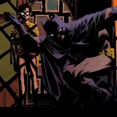 Gleb melnikov batman detective