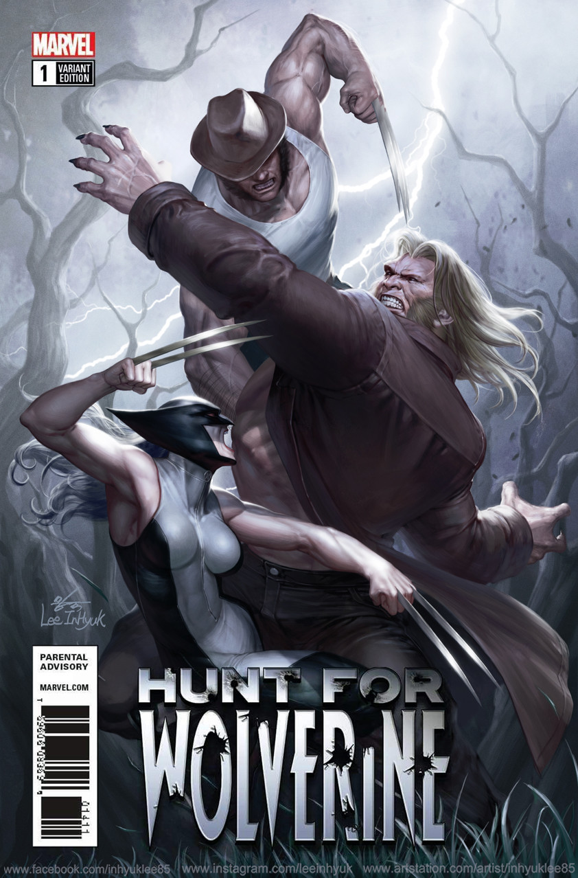 Inhyuk lee hunt for wolverine 1