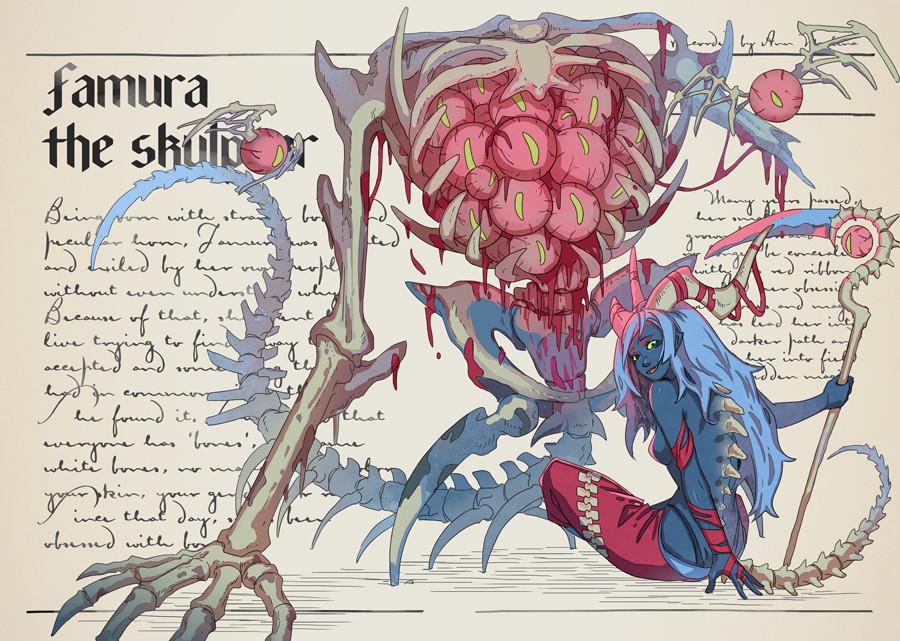 Famura the Skulptor