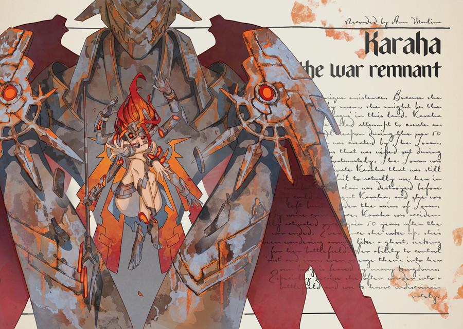 Karaha the War Remnant