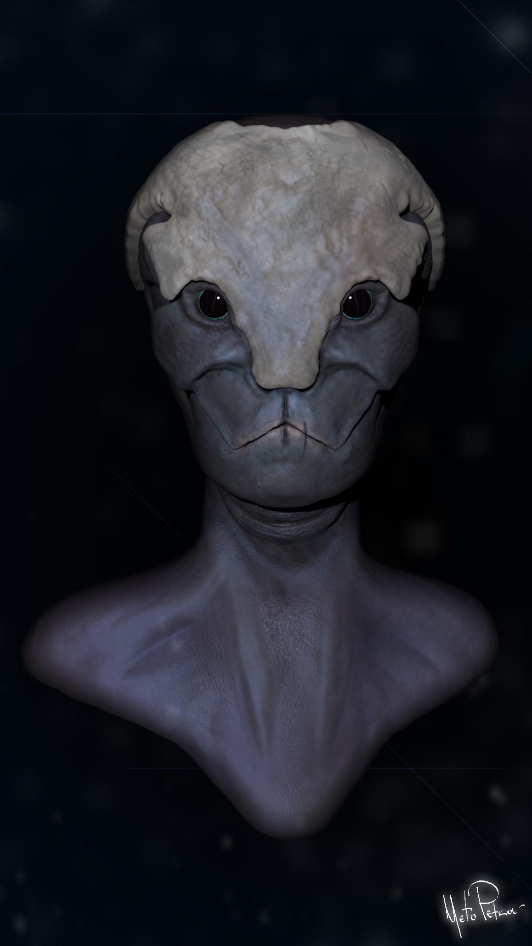 Meto petkov alien