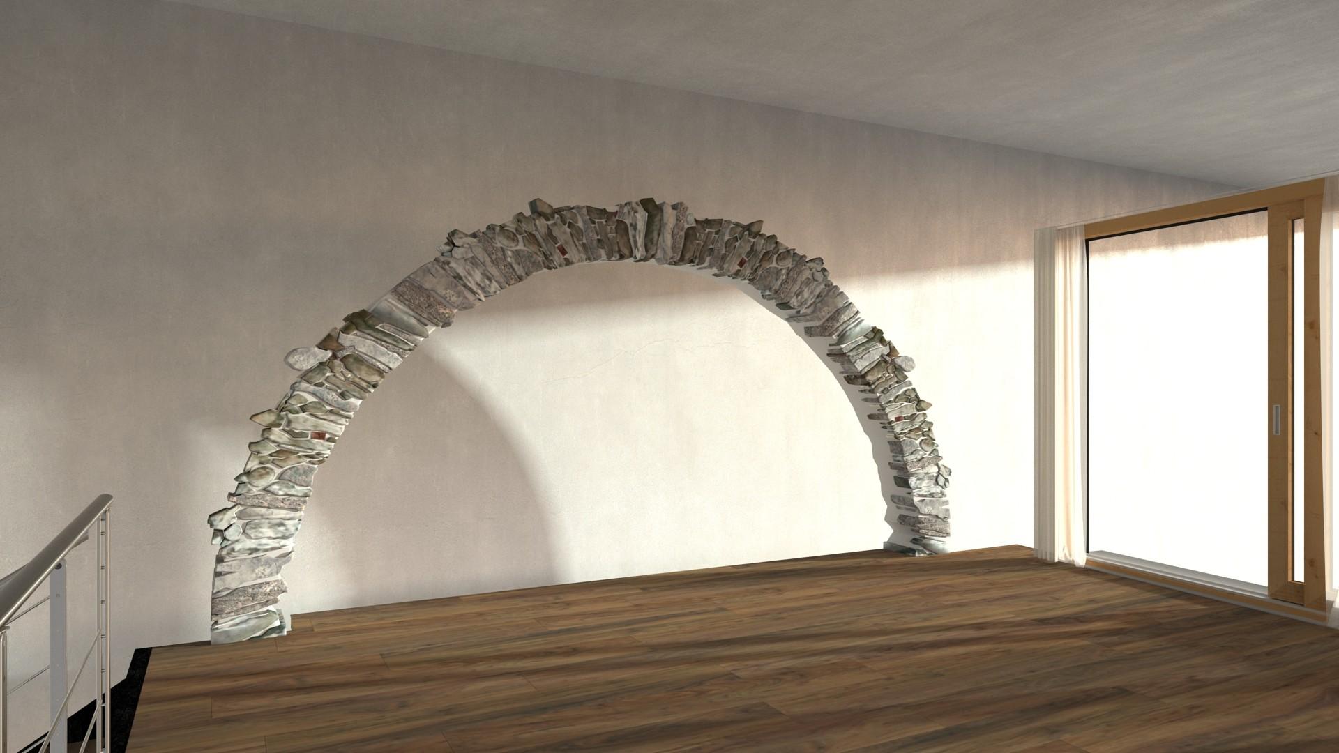 Duane kemp rivendell salon arch demo scene 128