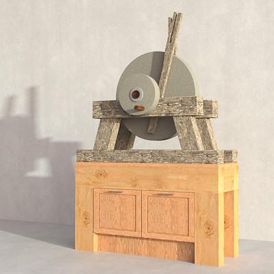 Duane kemp rivendell mill stone 01