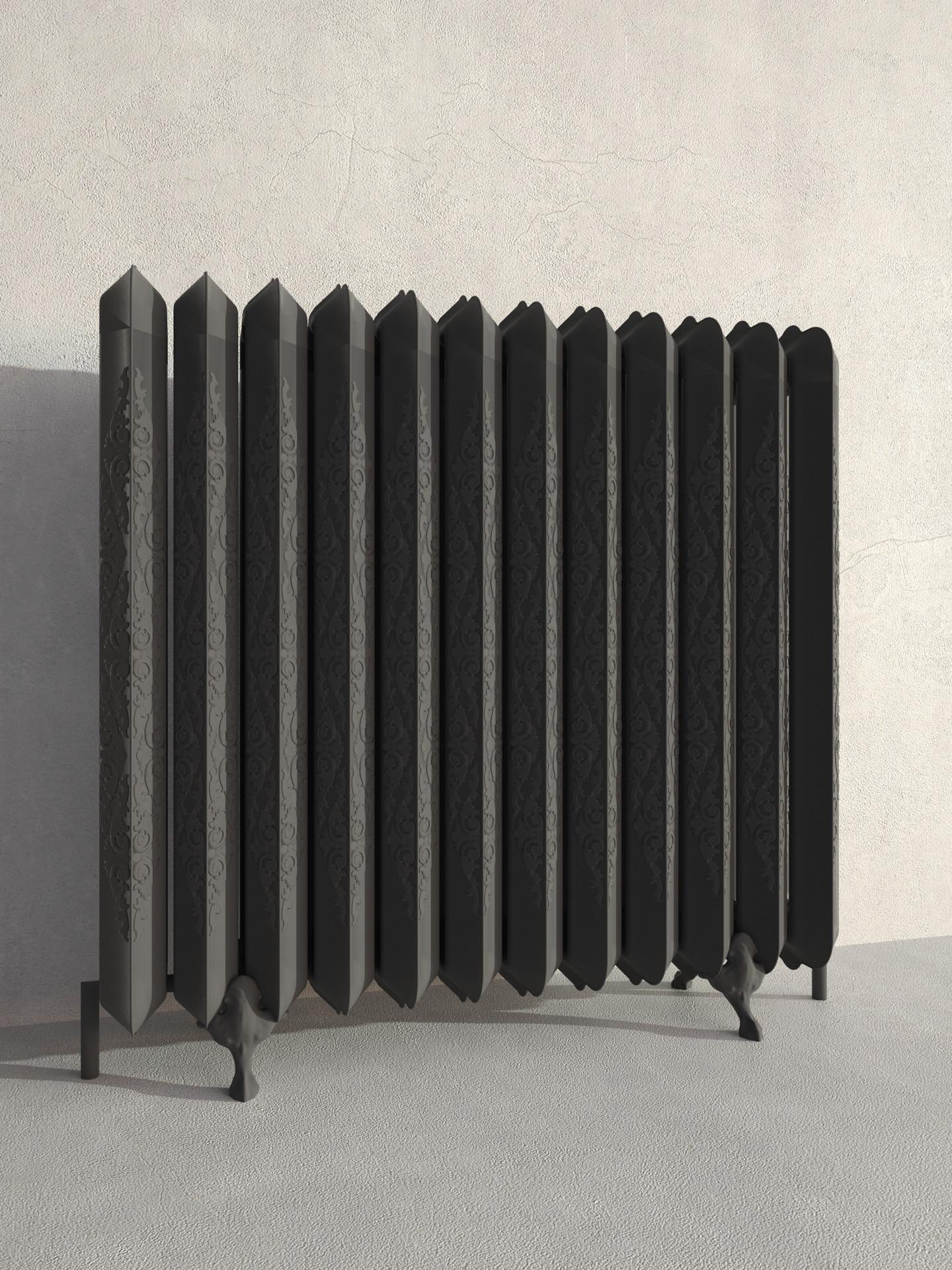 Duane kemp cast iron radiator 01