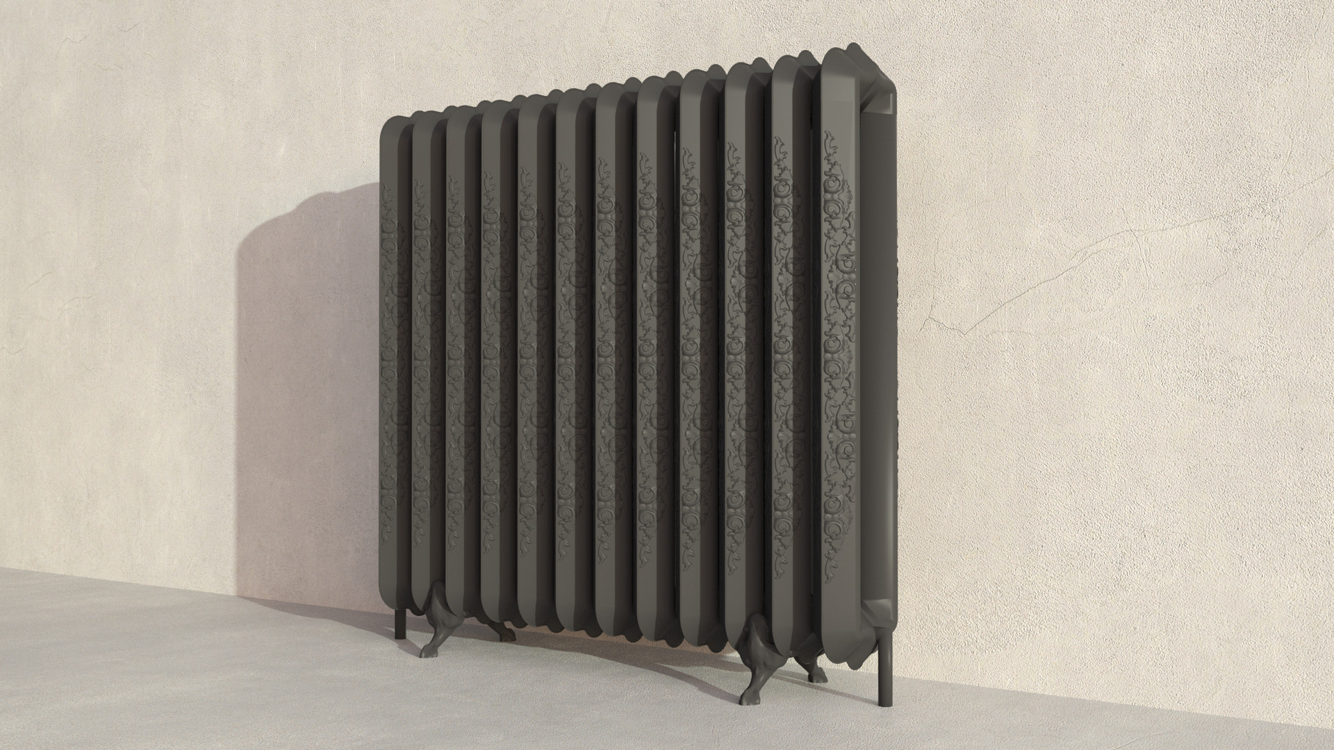Duane kemp cast iron radiator 03
