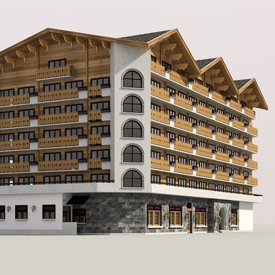 Duane kemp alpine hotel ppe scene 4