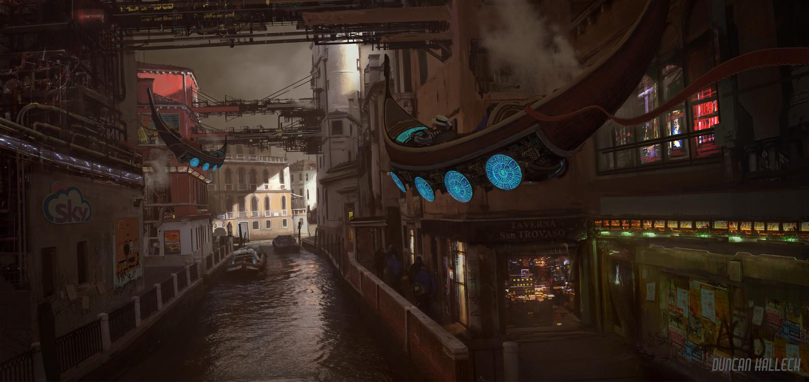 Il Futuro Vecchio - Venice