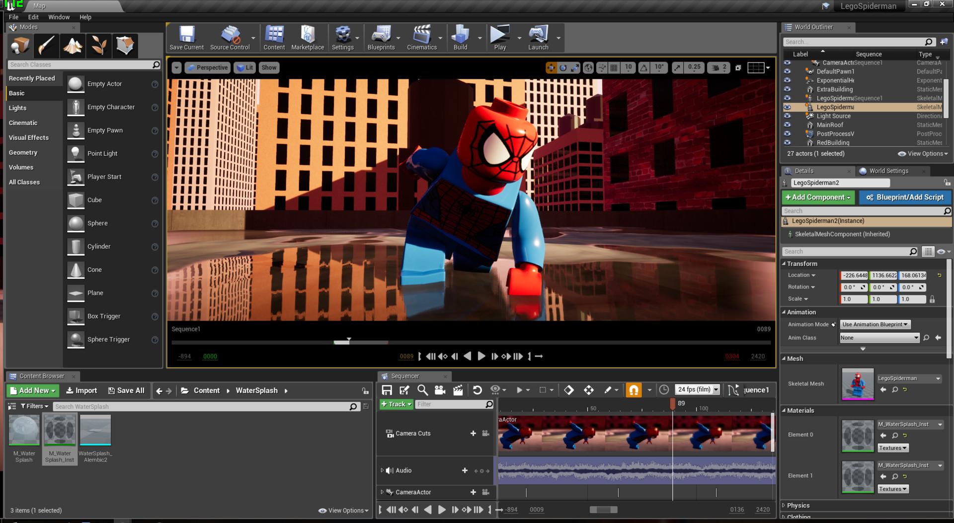 Ue4 Animations