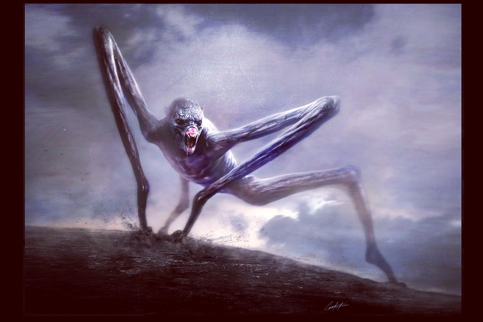 Demon Creature Demo