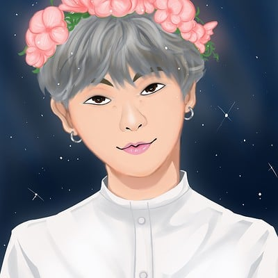 BTS Suga Young Forever: Commission